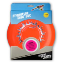 Frisbee - Discraft Sky-Styler 160g - Freestyle Disc Set Summer Of Jam Silber