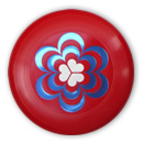 Frisbee - Discraft UltraStar 175g - Ultimate - Love Rot